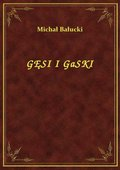 Gęsi I Gąski - ebook