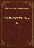 Pamiętniki - tom II - ebook