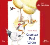 : Kapelusz Pani Wrony - audiobook