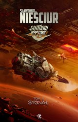 : Shadow Raptors. Tom 2. Sygnał - ebook